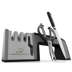 4 in 1 diamond coated knife sharpening