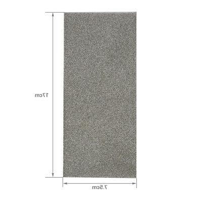 New Thin Square Sharpening Tool Plate Whetstone 240-3000 Grit